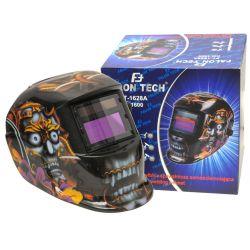 Maska przyłbica samo-ściemniająca spawalnicza FALON-TECH FT-1628A Dom i Ogród