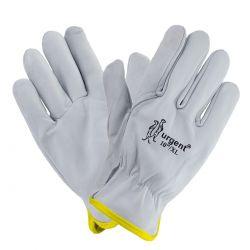 Rękawice skórzane kozia skóra 1204 Urgent Odzież robocza i BHP