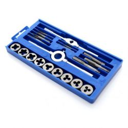 Zestaw gwintowników i narzynek 20 el. KD10288 Narzędzia i sprzęt warsztatowy