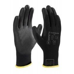 Rękawice HF Safety Slim Black HF 8003 Przemysł