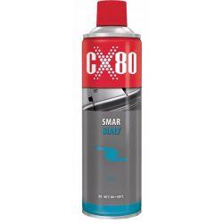 CX80 - SMAR BIAŁY 500ML AEROZOL Smar do połączeń metalowych ( 220 ) Płaskie, oczkowe, płasko-oczkowe