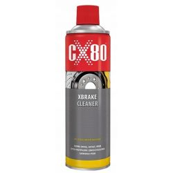 CX80 - XBRAKE CLEANER 500ML Preparat do czyszczenia hamulców (218) Środki czyszczące i kosmetyki