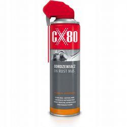 CX80 - ON RUST MOS2 ;500ML DUO SPRAY Odrdzewiacz (48264) Środki czyszczące i kosmetyki