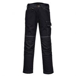 Czarne Spodnie Robocze Portwest Urban T601 Otwornice