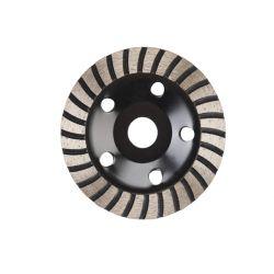 Tarcza diamentowa TURBO do szlifowania 125mm, verkatto VR-6094