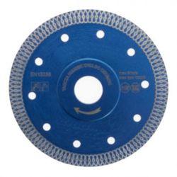 Tarcza diamentowa do gresu, płytek 125mm KD1959 Płaskie, oczkowe, płasko-oczkowe
