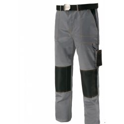 Spodnie robocze do pasa szare Grand Master Przemysł
