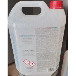Odrdzewiacz profesjonalny 5 L kwas fosforowy Chemia