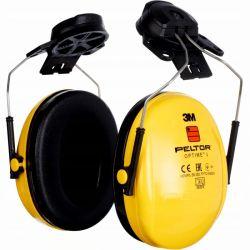 3M H510P3 Ochronniki Słuchu NaHełm Peltor Optime I Przemysł