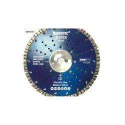 Tarcza Diamentowa z flanszą 230x10x22,23mm ELEVEN PLUS ELEVENPLUS230 Węże i zraszacze