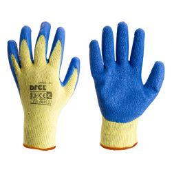 CON-SGL-2510 Rękawice pokryte lateksem, rozmiar 10-XL Przemysł