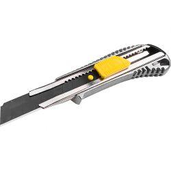Nóż z ostrzem łamanym 18 mm CON-UKN-1118  Szczypce, nożyce i obcęgi