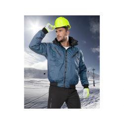 Kurtka zimowa męska HOWARD niebieska, H8135, ardon Przemysł