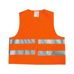 CON-SKO-0211 kamizelka ostrzegawcza, pomarańczowa Przemysł