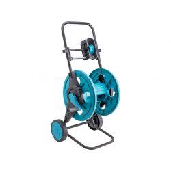 Wózek na wąż ogrodowy 40m (1/2'') z systemem zapobiegającym skręcaniu, JU-ZOW-1240