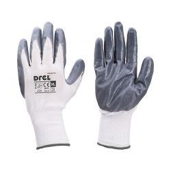Rękawice pokryte nitrylem, rozmiar 10-XL, CON-SGN-2410 Tarcze