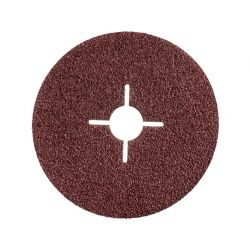 Krążki ścierne na fibre 125 mm, P 80, 3 szt., CON-RPF-1208