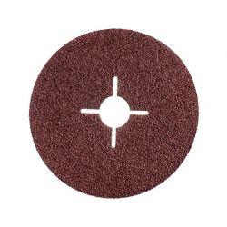 Krążki ścierne na fibre 125 mm, P 180, 3 szt., CON-RPF-1218