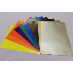 Zeszyt papierów kolorowych A5 Nożyczki