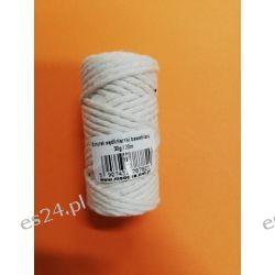 Sznurek wędliniarski bawełniany 20m Kleje