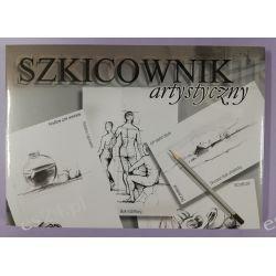 Szkicownik artystyczny A3 Zeszyty