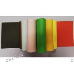 Blok techniczny kolorowy A4 Zestawy