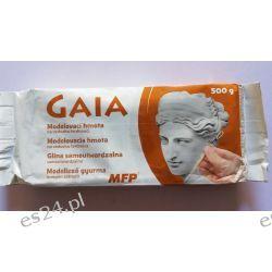 Glinka samoutwardzalna biała GAIA Zestawy