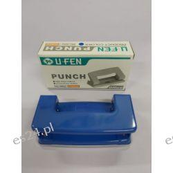 Dziurkacz biurowy YF9952-1 Titanum Gumki