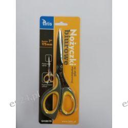 Nożyczki biurowe GN280-YB Tetis Zestawy