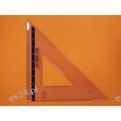 ekierka 45st 10cm Pratel Przybory geometryczne