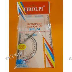 Zestaw geometryczny nr24 Tirolpi Ołówkowe