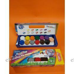 Farby plakatowe 12 kol Bambino Dla Dzieci