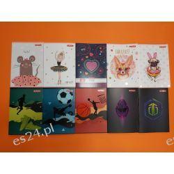 Zeszuy A5 32k 3-linia kolorowa Herlitz Dla Dzieci