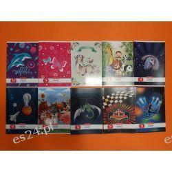 Zeszyt  A5  16k 3-linia kolorowa HERLITZ Dla Dzieci