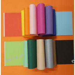Blok techniczny kolorowy A5 15k Premium KRESKA Bloki