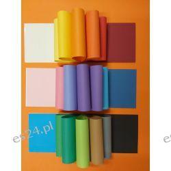 Blok techniczny kolorowy A5 20k INTERDRUK Gumki