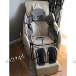 Profesjonalny fotel do masażu OKAZJA Fotele masujące