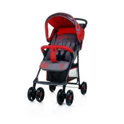 Wózek spacerowy GUIDO 2012 4 BABY kolor RED
