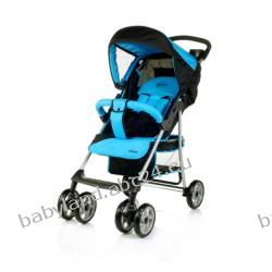 Wózek spacerowy GUIDO 4 BABY kolor BLUE