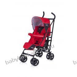 Wózek spacerowy parasolka MILO EuroCart red