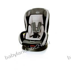 4 baby fotelik samochodowy DRAGON 0-18KG GREY
