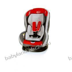 4 baby fotelik samochodowy DRAGON 0-18KG RED