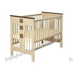 Sahara łóżeczko drewniane DREWEX 120X60 bez szuflady