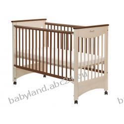 Mocca łóżeczko drewniane DREWEX 120X60 bez szuflady