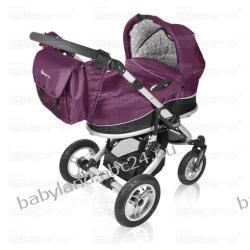 GTX ESPIRO Wózek wielofunkcyjny  z fotelikiem purple