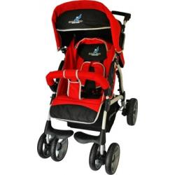 Caretero wózek spacerowy MAXIMUS RED