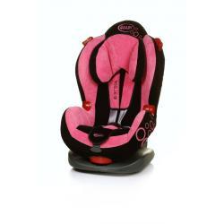 4 baby weelmo fotelik samochodowy 9-25kg 2012 light pink