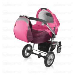 VECTOR 2011 ESPIRO wózek wielofunkcyjny 3w1 fotelikiem kol 06
