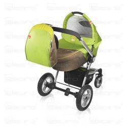 VECTOR 2011 ESPIRO wózek wielofunkcyjny 3w1 fotelikiem kol 04