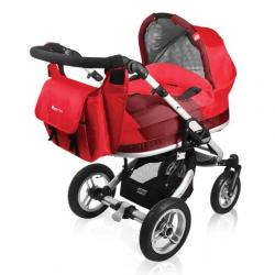 GTX 2012 ESPIRO Wózek wielofunkcyjny  z fotelikiem 02